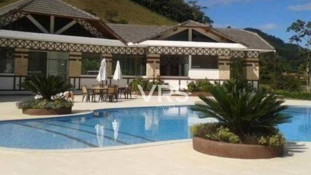 Terreno à venda, 350 m² por r$ 150.000 - vargem grande - teresópolis/rj - Foto 20