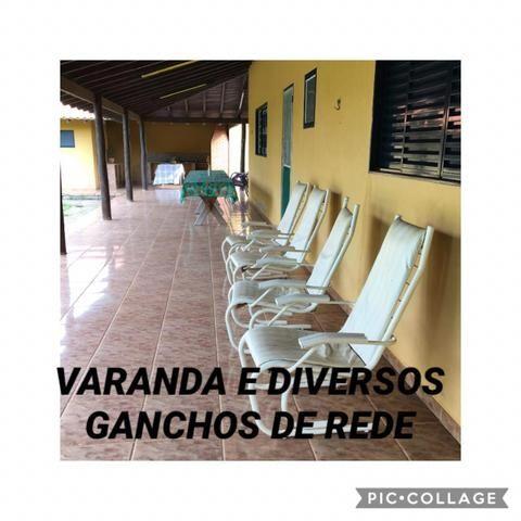 Rancho para temporada-Distrito Campinal- P. Epitácio/SP - Foto 7