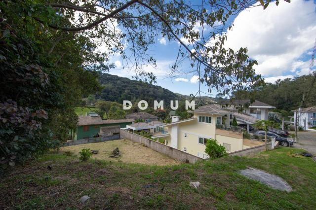 Terreno à venda, 826 m² - parque do imbui - teresópolis/rj - Foto 4
