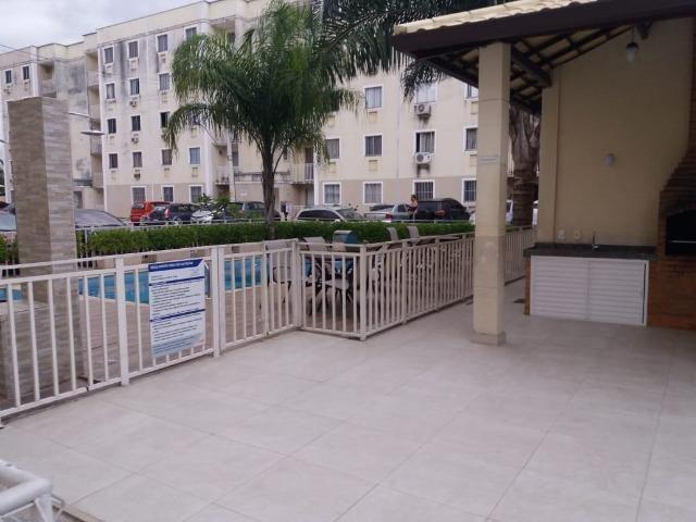 Apartamento Condomínio Supera Cpo Grde RJ - Foto 15