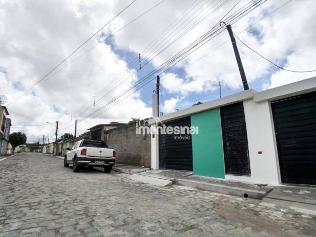 Casa com 3 quartos à venda, 69 m² por R$ 170.000 - Cohab 2 - Garanhuns/PE - Foto 3