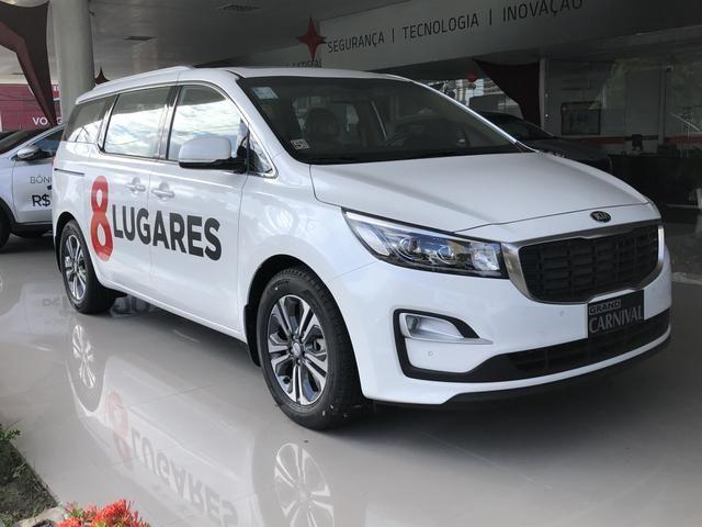 Grand Carnival 3.5 V6 8 lugares Ano 2019 modelo 2020