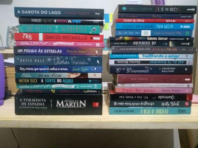 21 livros por R$170,00