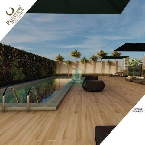 Apartamento com 1 dormitório à venda com 28 m² por R$ 235.200 no Prestige Mercosul Studios - Foto 7