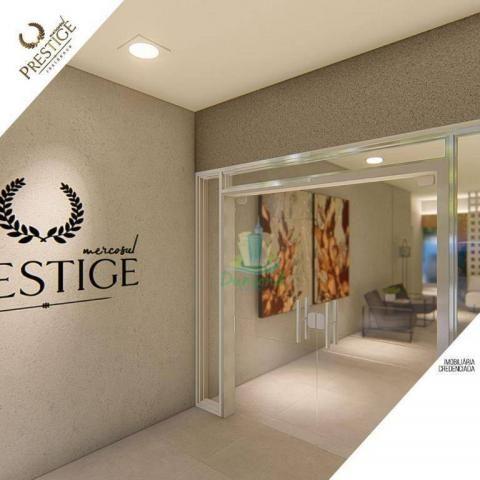 Apartamento com 1 dormitório à venda com 28 m² por R$ 272.832 no Prestige Mercosul Studios - Foto 12