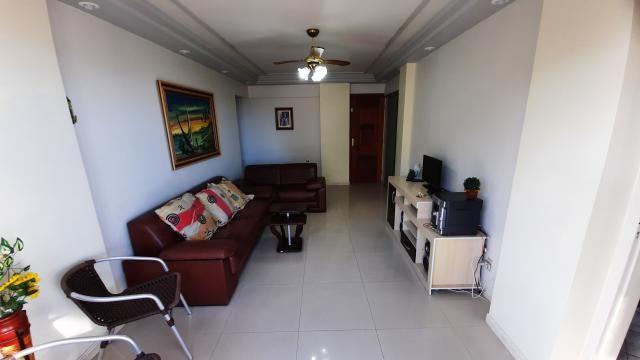 Apartamento no Centro 2 quartos de frente para a Praia das Castanheiras - Foto 3