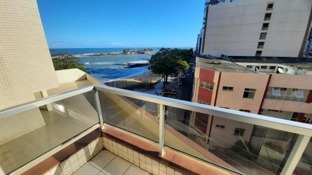 Apartamento no Centro 2 quartos de frente para a Praia das Castanheiras - Foto 4