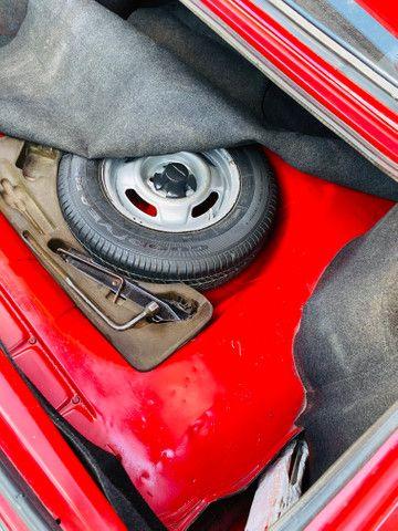 Monza Sl/E de coração placa preta. Extremante original. 1985. Inigualável. Sonho a venda - Foto 17