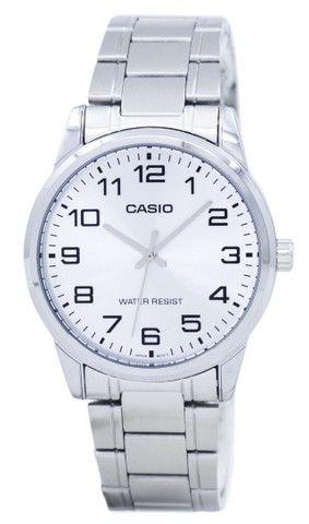 Relógio Casio modelo MTP-V001D-7B - Mod. 32 - 100% Original - Foto 6