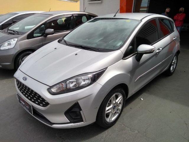 New Fiesta sel / ford / 1.6 / flex / 04 portas / automático / 2018 / 49.000 km - Foto 2