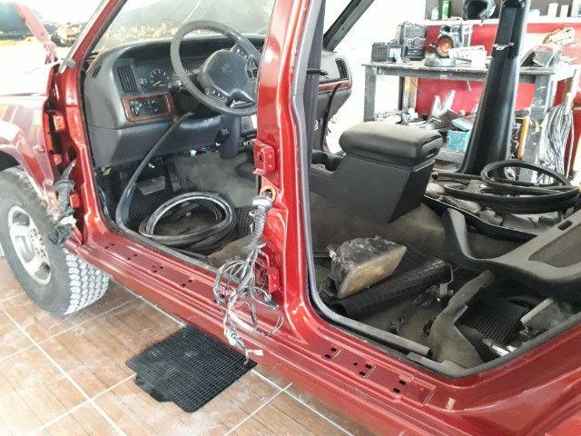 Jeep Gran Cherokee Laredo 98 4x4 gnv. Extra. Toda restaurada - Foto 14