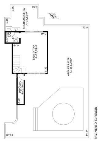 Apartamento para alugar com 4 dormitórios em Bela aliança, São paulo cod:SS48455 - Foto 3