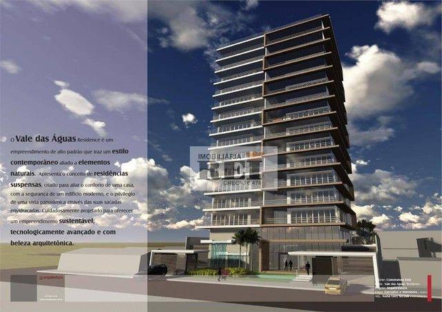Apartamento com 4 dormitórios à venda, 226 m² por R$ 2.034.000 - Setor Central - Rio Verde - Foto 2