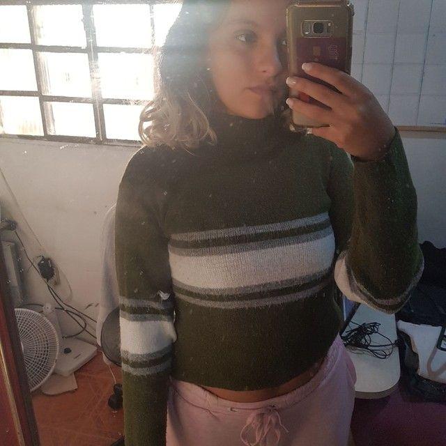 Blusa lã  - Foto 4
