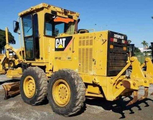 Motoniveladora CAT 120K 2011