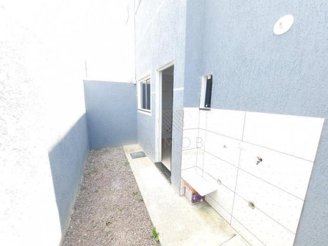 Sobrado de 2 dormitórios ,1 escritório no sitio cercado. - Foto 9