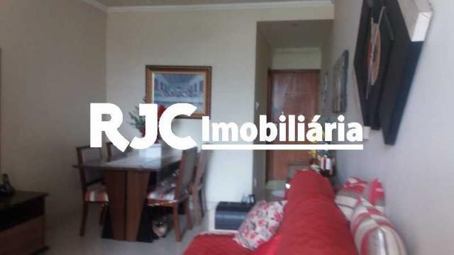Apartamento à venda com 3 dormitórios em Tijuca, Rio de janeiro cod:MBAP33400 - Foto 4