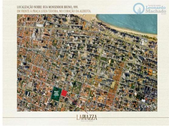 La Piazza Andar alto, no melhor da Aldeota 93m2 R$770.000 - Foto 11