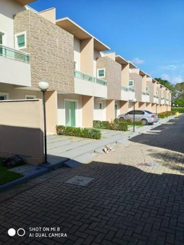 Sobrado com 2 dormitórios à venda, 70 m² por R$ 210.000,00 - Tamatanduba - Eusébio/CE - Foto 12