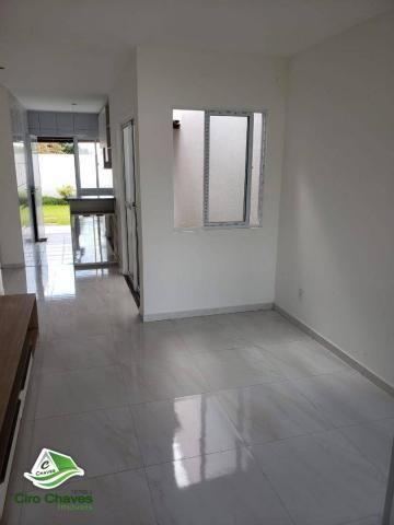 Casa à venda, 75 m² por R$ 179.990,00 - Timbu - Eusébio/CE - Foto 7