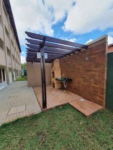 Apartamento com 2 dormitórios à venda, 52 m² por R$ 129.000 - Bairro: Parque Dom Pedro - I - Foto 4