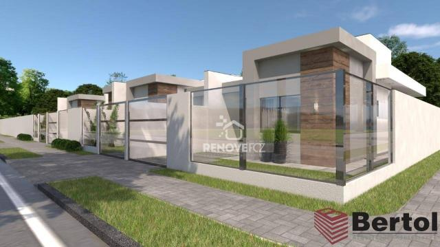 Casa com 1 dormitório à venda, 61 m² por R$ 210.000,00 - Loteamento Villa Floratta - Foz d - Foto 4