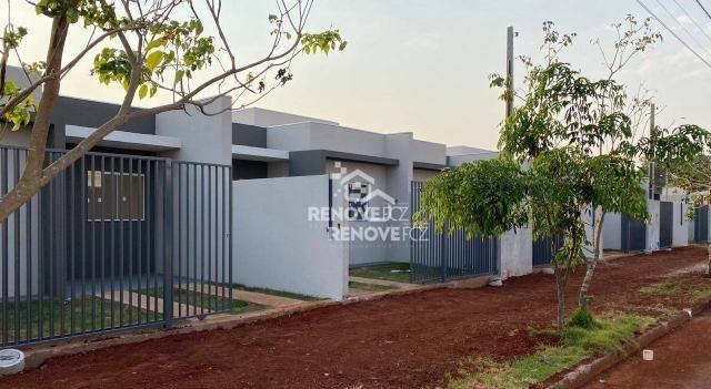 Casa com 2 dormitórios para alugar, 50 m² por R$ 1.150,00/mês - Jardim Residencial Catarat - Foto 3