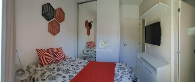 Sobrado com 2 dormitórios à venda, 70 m² por R$ 210.000,00 - Tamatanduba - Eusébio/CE - Foto 2