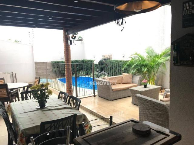 Casa com 3 dormitórios à venda, 167 m² por R$ 580.000 - Conjunto Libra - Foz do Iguaçu/PR - Foto 9
