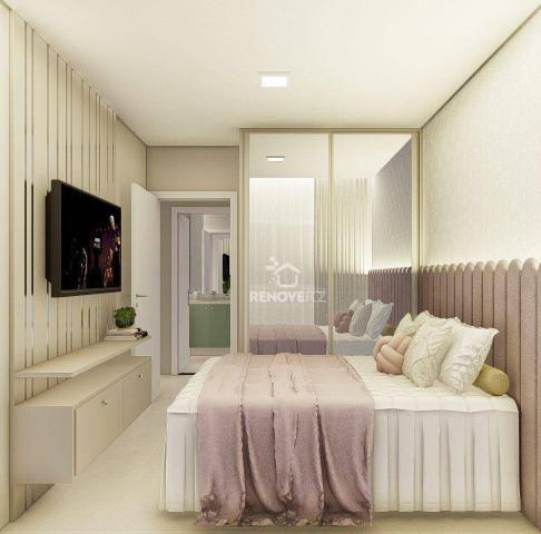 Apartamento com 2 dormitórios à venda, 64 m² - Centro - Foz do Iguaçu/PR - Foto 6