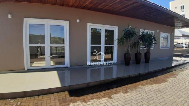 Apartamento com 2 dormitórios à venda, 63 m² por R$ 305.000,00 - Parque Ouro Verde - Foz d - Foto 4