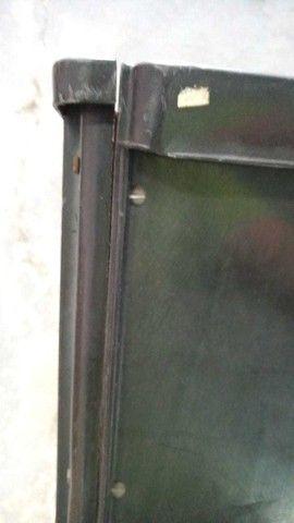 Cesto / Caixa / em Plástico Preto 35 cm x 70 cm x 26 cm - Foto 3