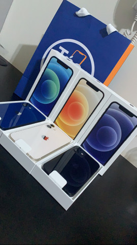 iPhone 12 mini (NOVO) TODAS AS VERSÕES - TOP CELL