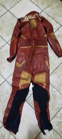 Macacão couro skate - Foto 2