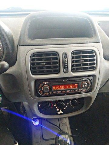 Clio 2012 Financiado Aceito Troca - Foto 5