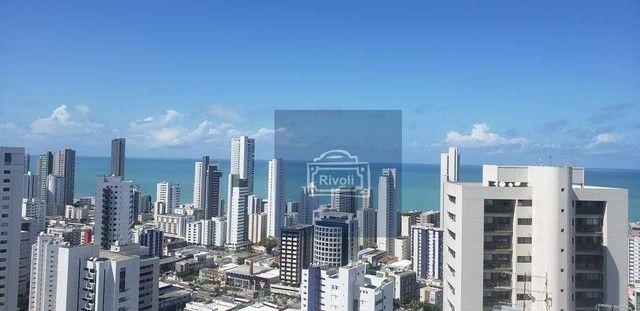 Apartamento com 1 dormitório para alugar, 35 m² por R$ 1.900/mês - Boa Viagem - Recife/PE - Foto 15