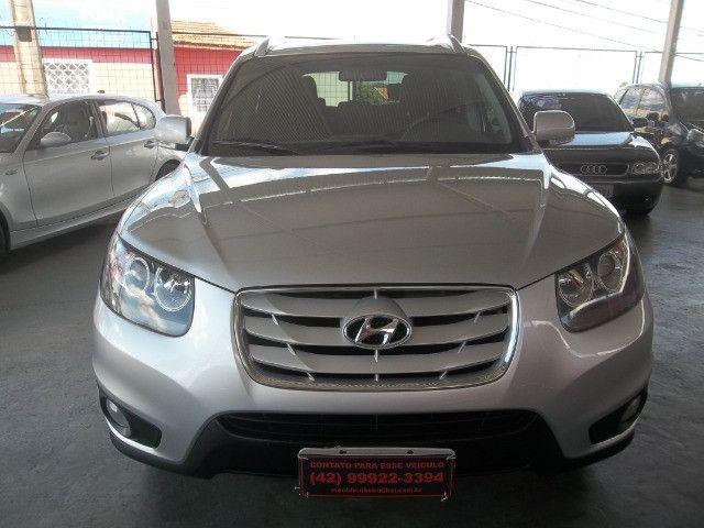 Hyundai Santa Fe 3.5 Mpfi V6 24V 285Cv Gas 4P Automatico 2011 - Foto 3
