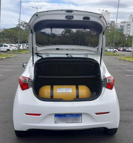Hyundai HB20 - 1.6 Conforte Branco - Kit GNV - Foto 10