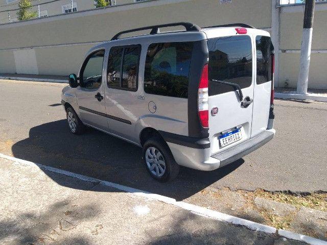 Fiat doblo 2009 7 lugares financiamento com score baixo - Foto 9