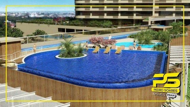 Apartamento com 4 dormitórios para alugar, 223 m² por R$ 6.700/mês - Altiplano - João Pess