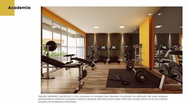 Apartamento para venda tem 73 metros quadrados com 3 quartos em Granja Marileusa - Uberlân - Foto 7