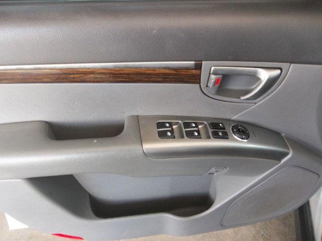 Hyundai Santa Fe 3.5 Mpfi V6 24V 285Cv Gas 4P Automatico 2011 - Foto 4