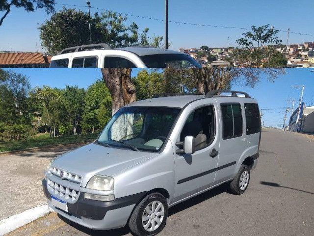 Fiat doblo 2009 7 lugares financiamento com score baixo - Foto 7