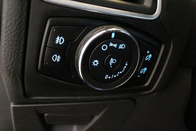 Ford Focus Se Plus 1.6 Hatch Automático - Impecável - Foto 12