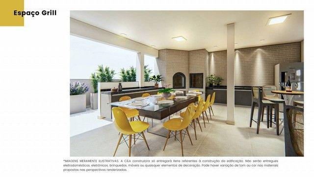 Apartamento para venda tem 73 metros quadrados com 3 quartos em Granja Marileusa - Uberlân - Foto 5