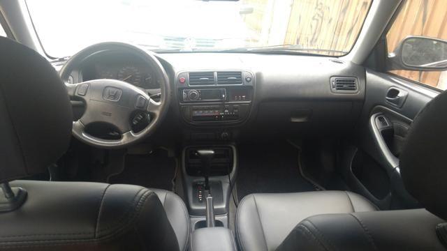 Honda Civic Ex   Automatico 2000   2000