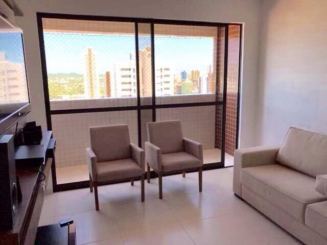 Apartamento 3 suítes no bairro de Lagoa Nova, Res Maria Rodrigues