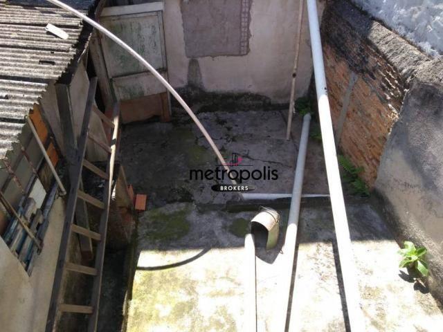 Terreno à venda, 210 m² por r$ 340.000,00 - nova gerti - são caetano do sul/sp - Foto 11