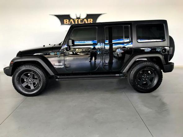 Jeep Wrangler Unlimited Sport 3.6 V6 284cv 4p