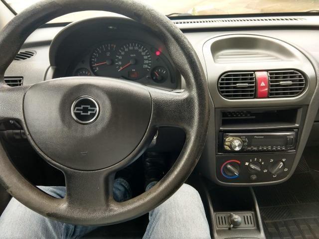 Gm - Chevrolet Corsa hatc joy 1.0 flex abaixo da fipe 2007 - Foto 5